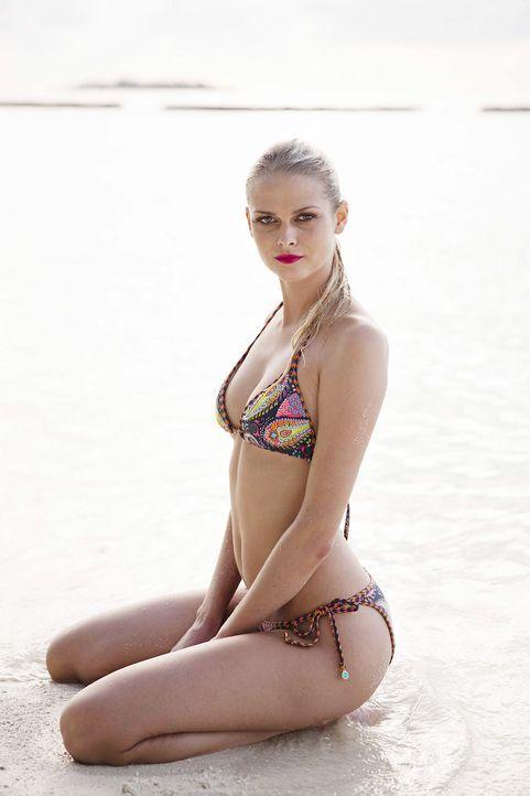 GNTM-Stf10-Epi13-Bikini-Shooting-Malediven-130-Darya-ProSieben-Boris-Breuer - Bildquelle: ProSieben/Boris Breuer