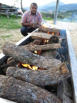 Man Fire Food - Barbecue Roadtrip durch die USA - Der kanadische Chefkoch Rog...
