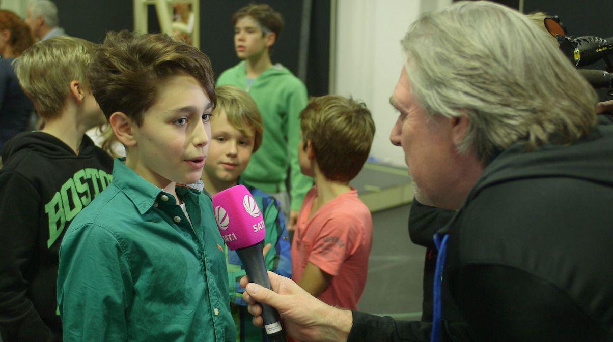 30_Riccardo Campione - Kinderdarsteller-einer der Kandidaten fu¦êr die Hauptrolle Mattes