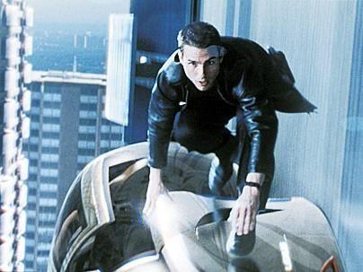 Platz 19: Minority Report - Bildquelle: 20th Century Fox