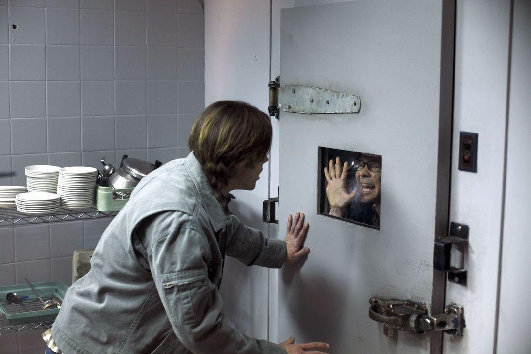 Wird von den Göttern in eine Falle gelockt: Sam (Jared Padalecki) ... - Bildquelle: Warner Brothers