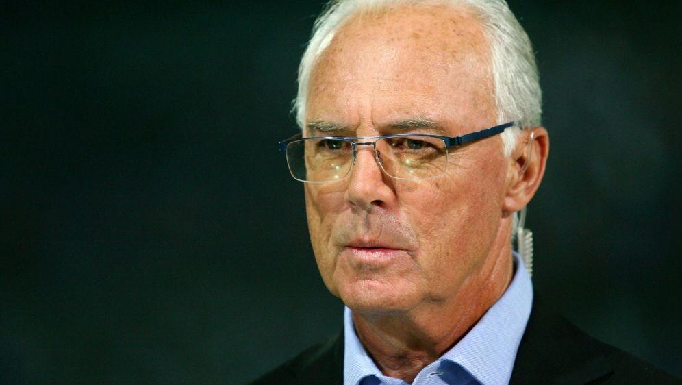 Franz Beckenbauer fordert einen Neuaufbau im DFB-Team - Bildquelle: PIXATHLONPIXATHLONSID