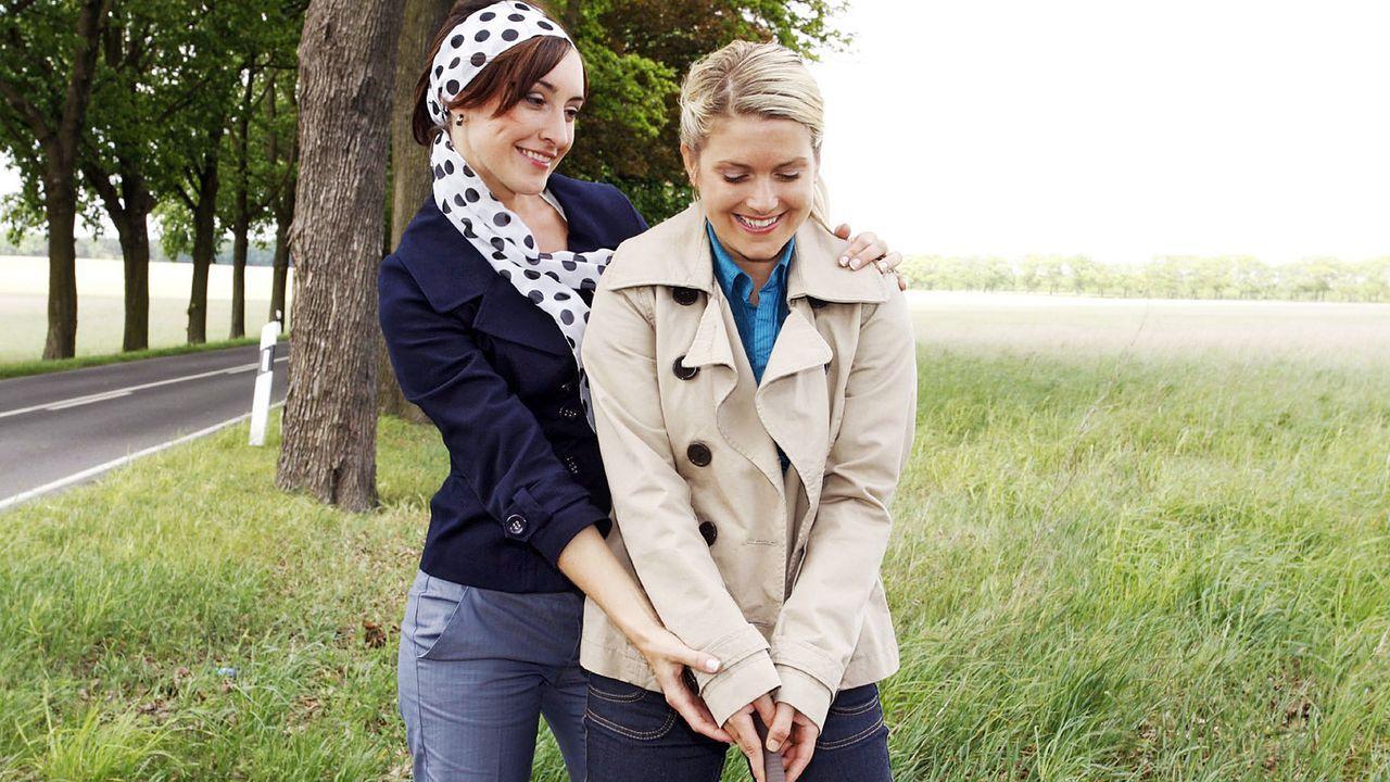 anna-und-die-liebe-Folge-216-01-SAT1-Noreen-Flynn - Bildquelle: Sat.1/Noreen Flynn