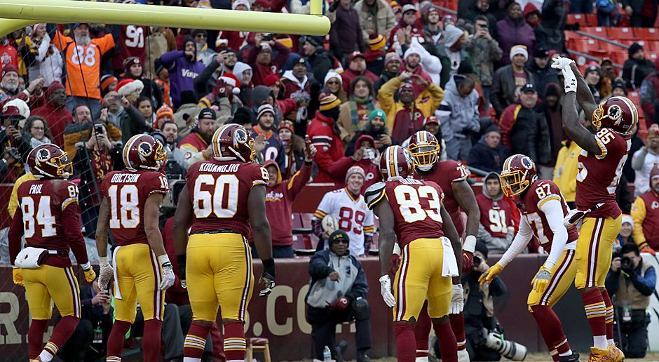 Platz 14: Washington Redskins (NFC East) - Bildquelle: 2017 Getty Images