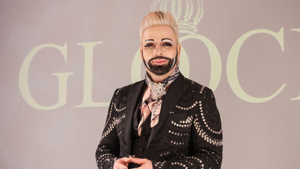 Harald Glööckler Mit Neuer Frisur Der Modezar Hat Jetzt Blonde