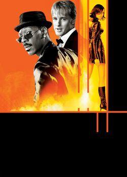I Spy - I Spy mit (v.l.n.r.) Eddie Murphy, Owen Wilson und Famke Janssen - Bi...