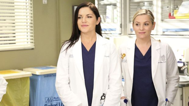 Grey's Anatomy - Grey's Anatomy - Staffel 13 Episode 13: Murphys Gesetz