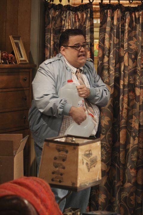 Hat große Angst vor dem Tornado: Harry (David Anthony Higgins) ... - Bildquelle: Warner Brothers