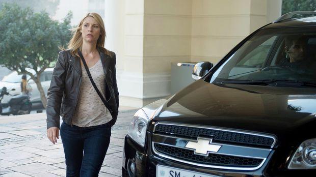 Nachdem Carrie (Claire Danes) Lockhart unter Druck gesetzt hat, sorgt er dafü...