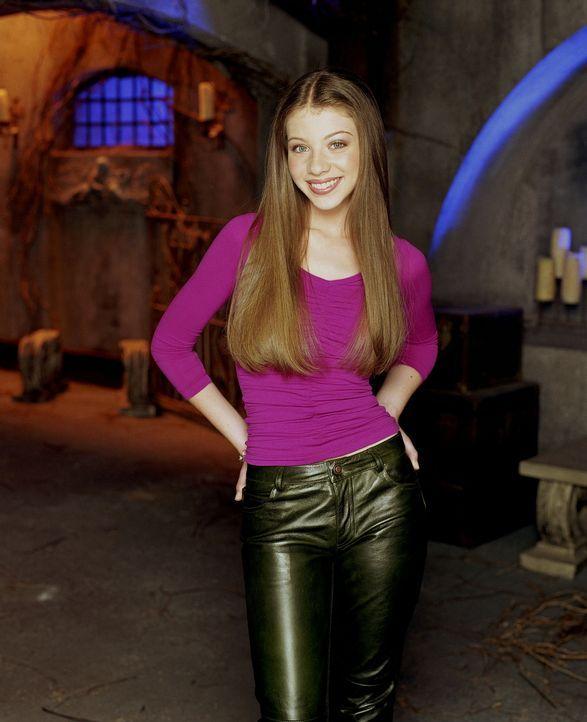 (7. Staffel) – Dawn (Michelle Trachtenberg) ist Buffys jüngere Schwester. Sie soll auch im Kampf gegen böse Kreaturen ausgebildet werden … - Bildquelle: TM +   Twentieth Century Fox Film Corporation. All Rights Reserved.