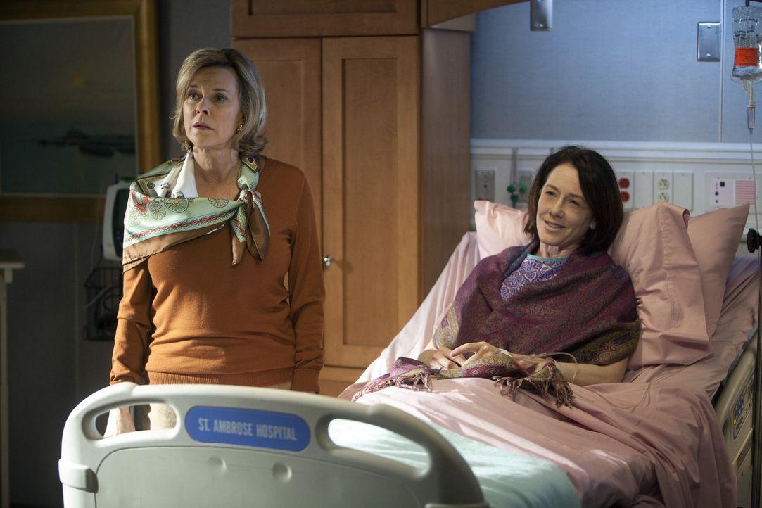 Während Addison von ihrer Mutter Bizzy (JoBeth Williams, l.) gezwungen wird, ihrer Partnerin Susan (Ann Cusack, r.) zu helfen, wird der geniale Wis... - Bildquelle: ABC Studios