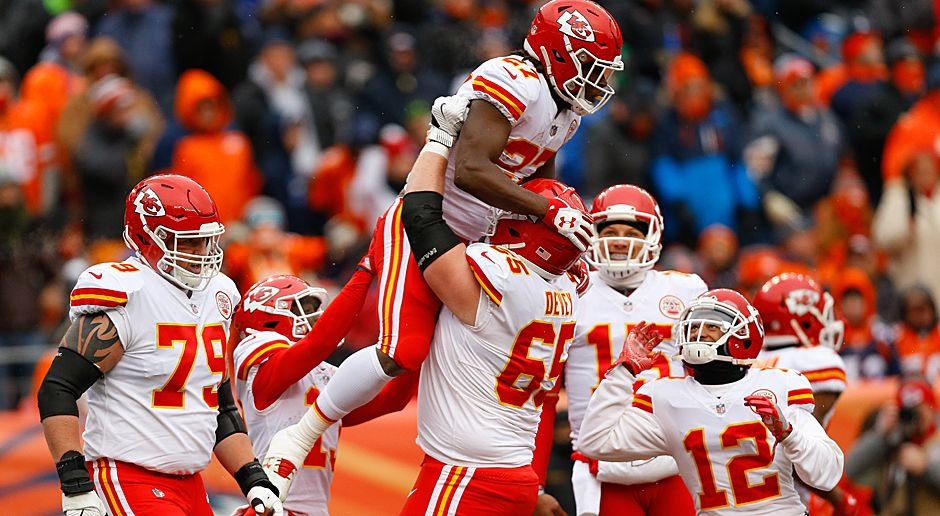 Platz 18 (geteilt): Kansas City Chiefs (AFC West) - Bildquelle: 2017 Getty Images