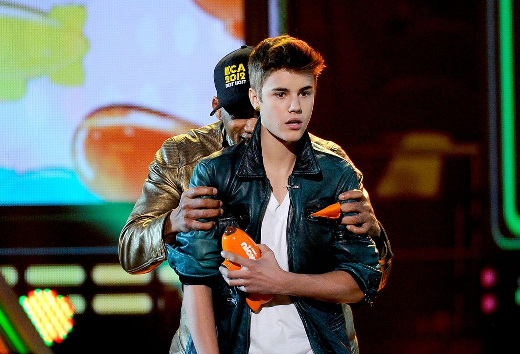 KCA-12-03-31-14-bieber-getty-AFP - Bildquelle: getty-AFP