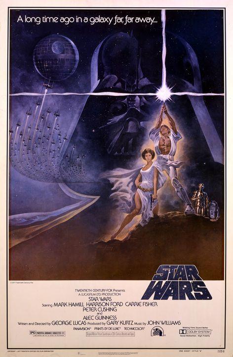 Krieg der Sterne - Bildquelle: Lucasfilm LTD. & TM. All Rights Reserved.