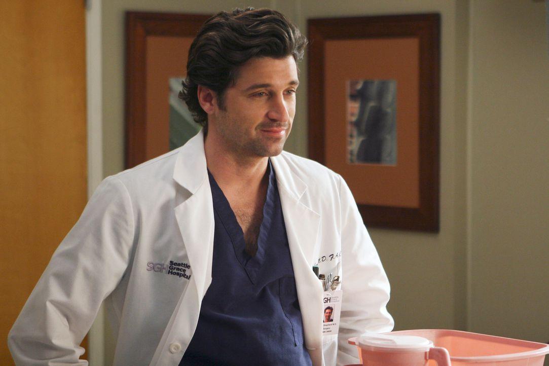 Will Heather operieren: Derek (Patrick Dempsey) ... - Bildquelle: Touchstone Television