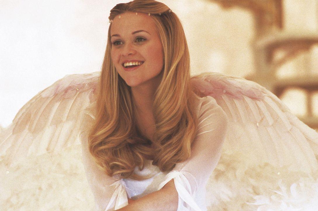 Holly (Reese Witherspoon) ist Gottes Beitrag, um dem Teufelswerk der Satansbraten aus der Hölle ein Ende zu bereiten ... - Bildquelle: New Line Cinema