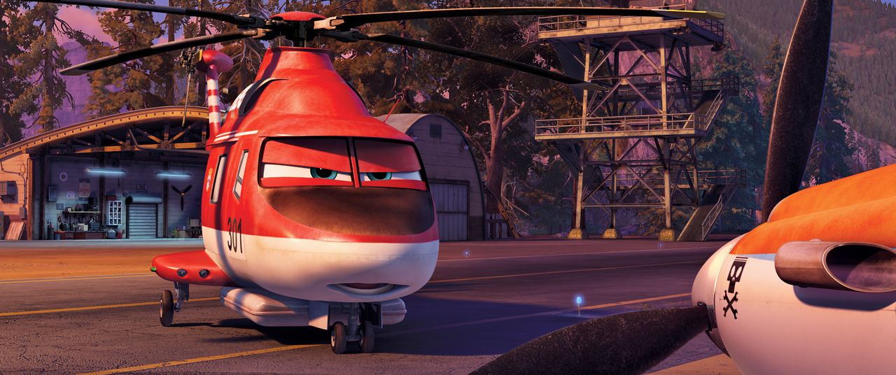 Planes-2-Immer-im-Einsatz-12-Walt-Disney - Bildquelle: 2014 Disney Enterprises, Inc. All Rights Reserved.