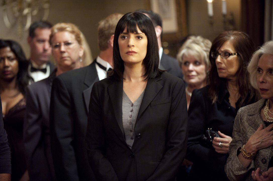 Ermittelt im Fall Donald Sanderson: Prentiss (Paget Brewster) ... - Bildquelle: ABC Studios