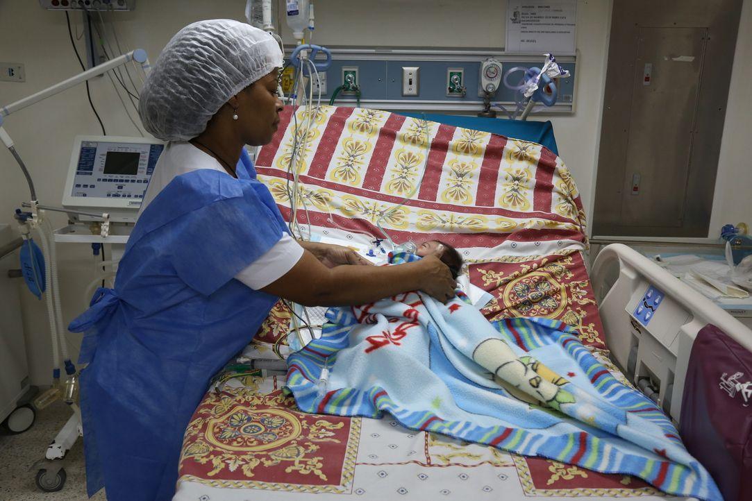 Ernüchternd: In manchen Krankenhäusern fehlt sogar simples Antibiotika für die kleinen Patienten. - Bildquelle: Quicksilver Media