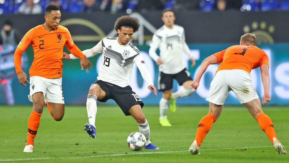 Deutschland Niederlande Anstoß
