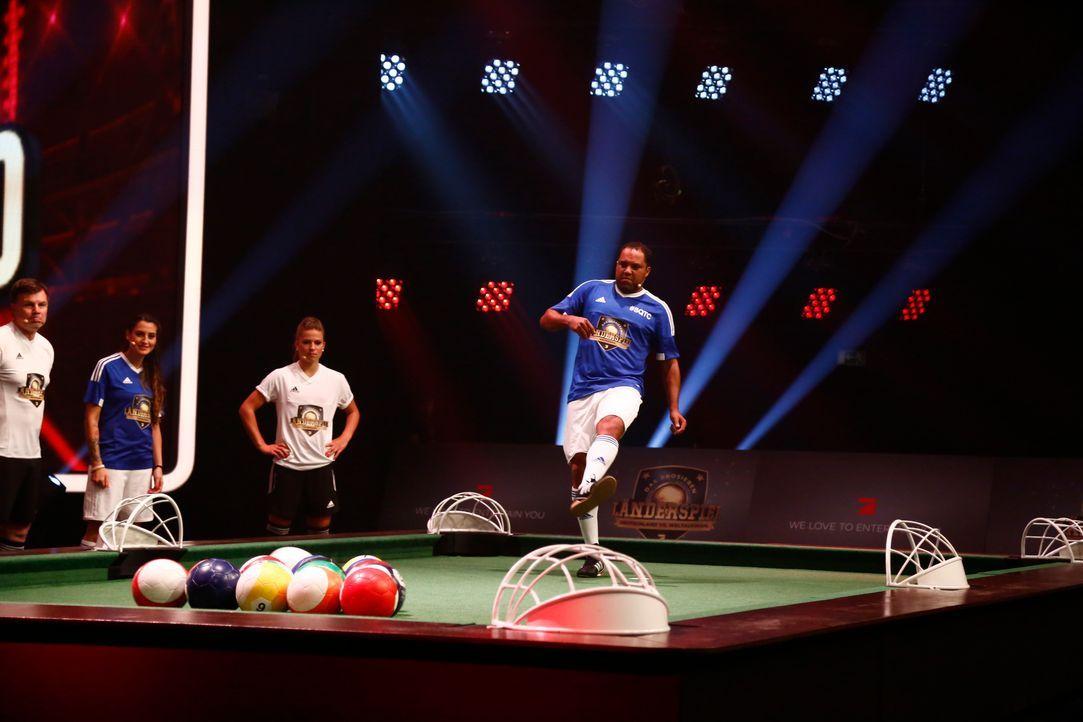 ProSieben Länderspiel_30 - Bildquelle: ProSieben