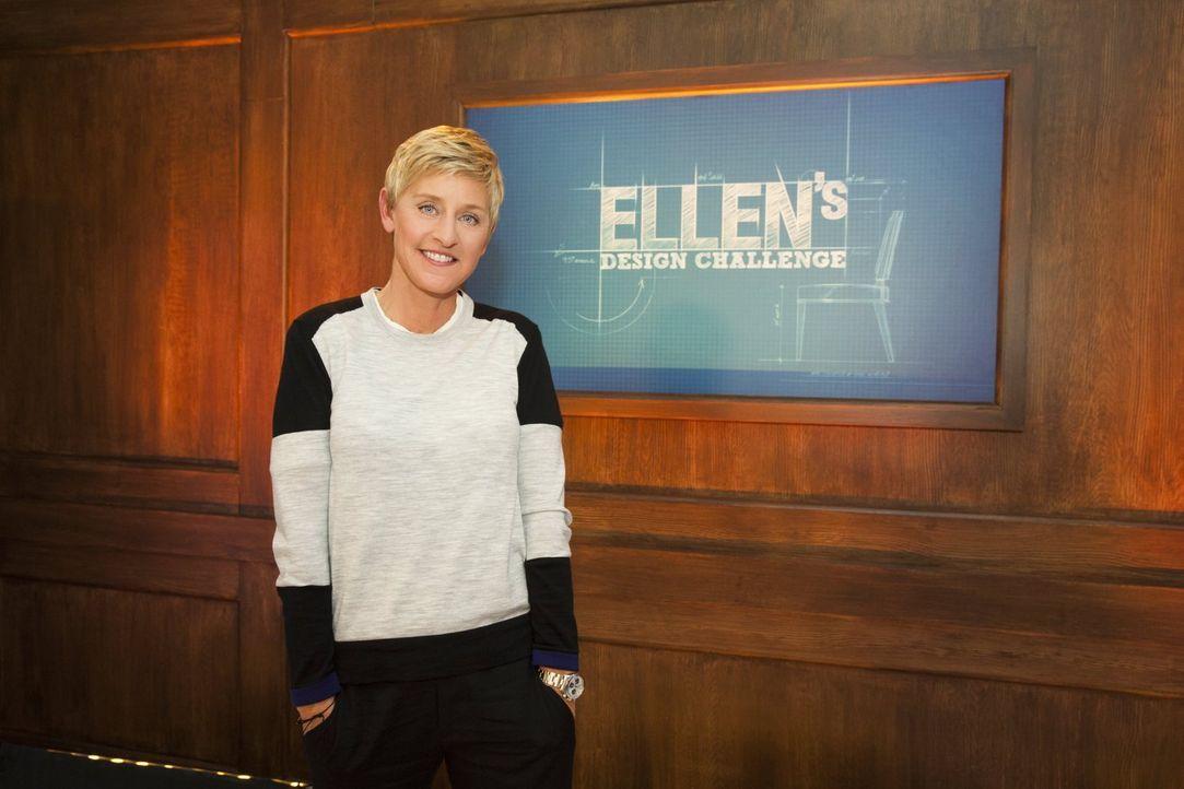 Wer wird der erste Gewinner von Ellen DeGeneres' Design Challenge? - Bildquelle: 2015 Warner Bros.
