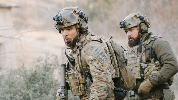 Seal Team - Seal Team - Staffel 1 Episode 15: Die Millionen Im Brunnen