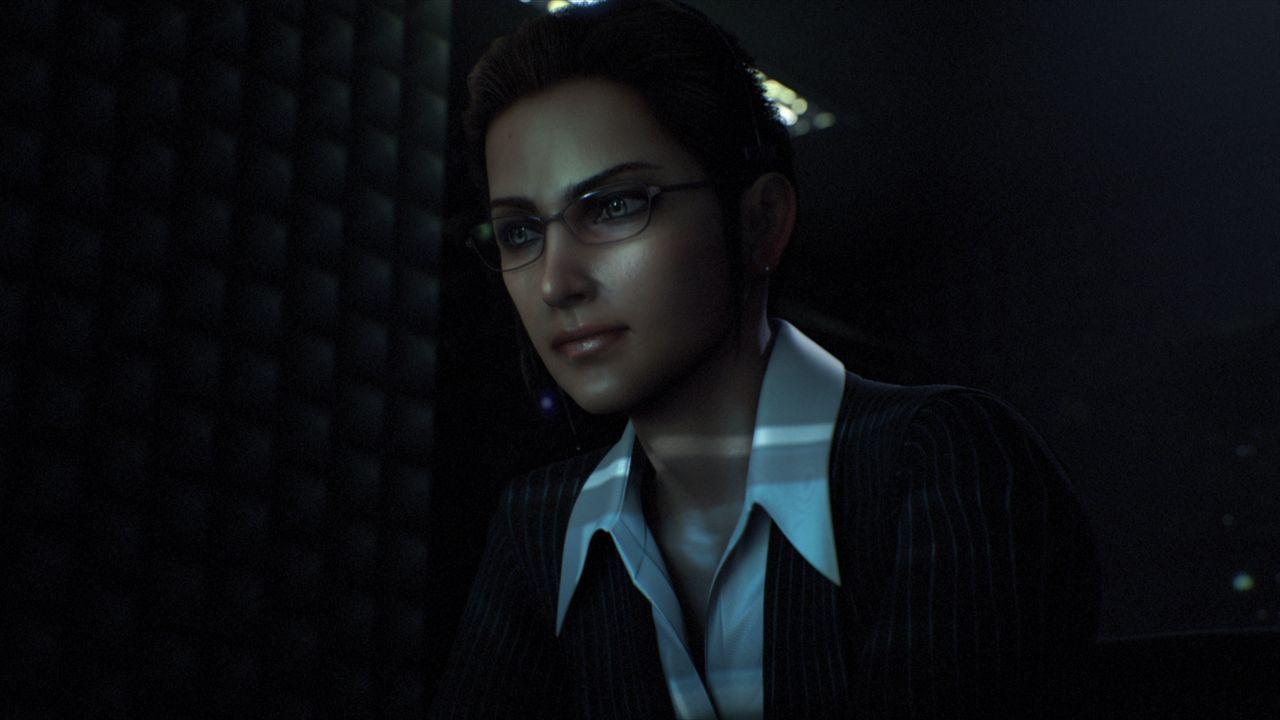 Kurz nachdem Leon in der Ostslawischen Republik angekommen ist, informiert ihn seine Kontaktfrau in den Staaten, Ingrid Hunnigan (Bild) darüber, das... - Bildquelle: 2012 Capcom Co., Ltd. and Resident Evil CG2 Film Partners. All Rights Reserved.