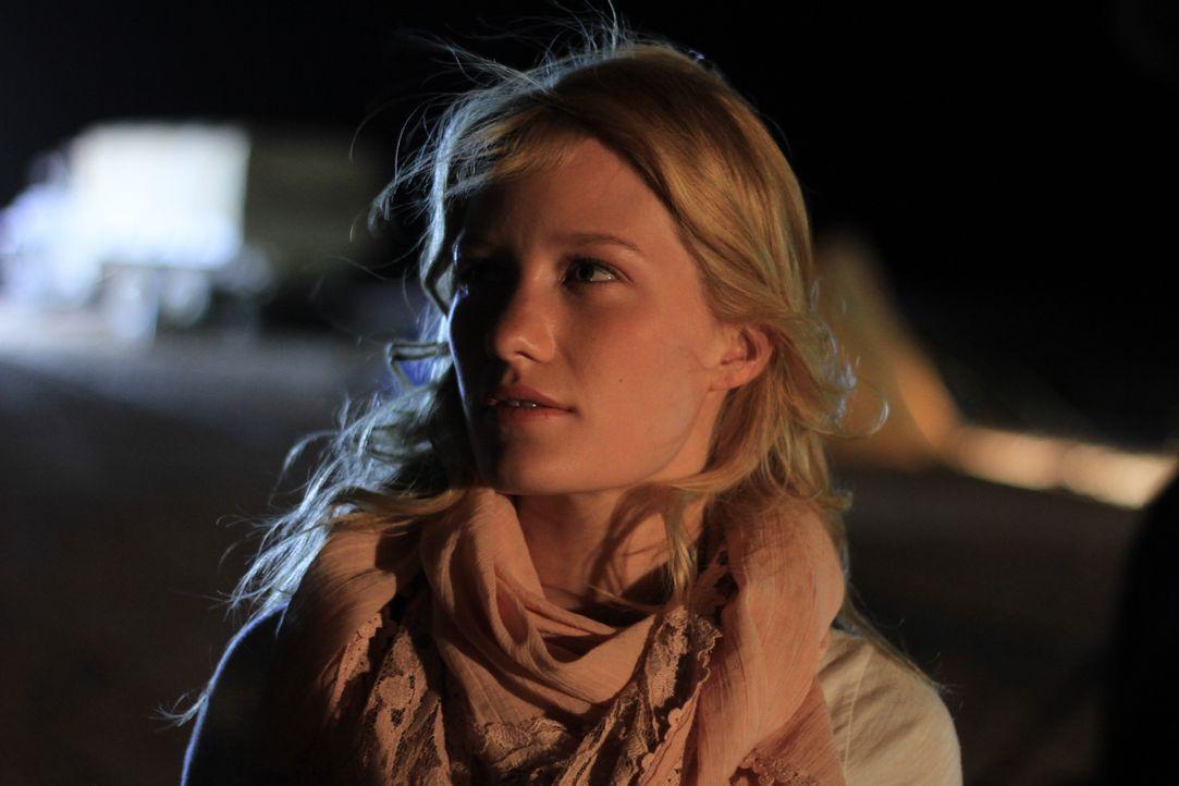 Was verbirgt sich hinter dem spektakulären Fund in einer ägyptischen Pyramide in der Wüste? Die Expeditionsteilnehmerin Nora (Ashley Hinshaw) ist ge... - Bildquelle: 2014 Twentieth Century Fox Film Corporation. All rights reserved.