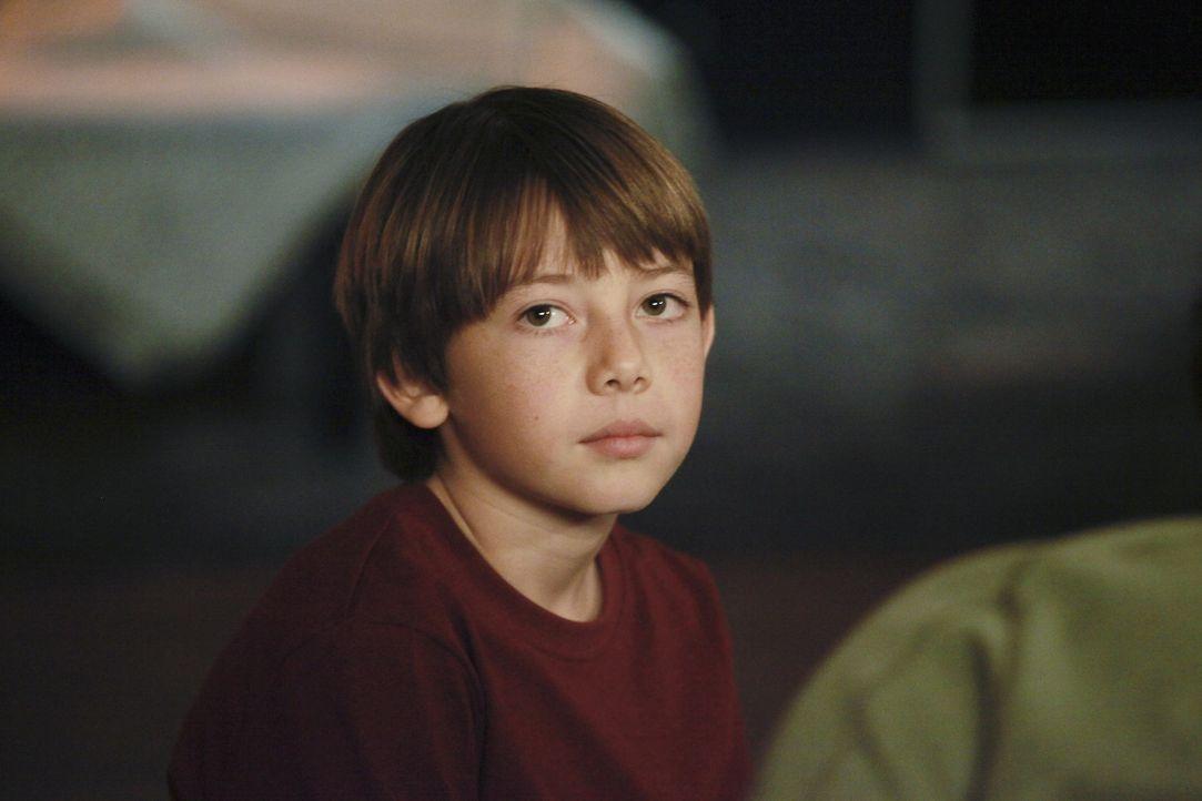 Ahnt nicht, was mit seiner Mutter los ist: Mason (Griffin Gluck) ... - Bildquelle: ABC Studios