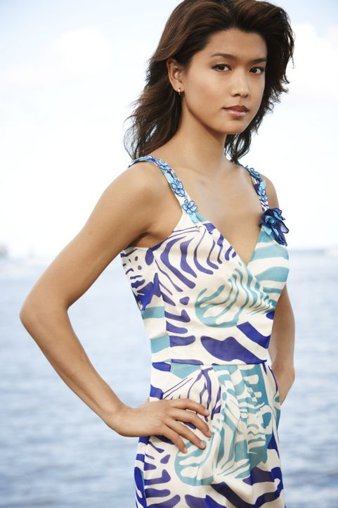 (1. Staffel) - Eine schöne und unerschrockene Kämpfernatur: Kono Kalakaua (Grace Park) ... - Bildquelle: TM &   2010 CBS Studios Inc. All Rights Reserved.