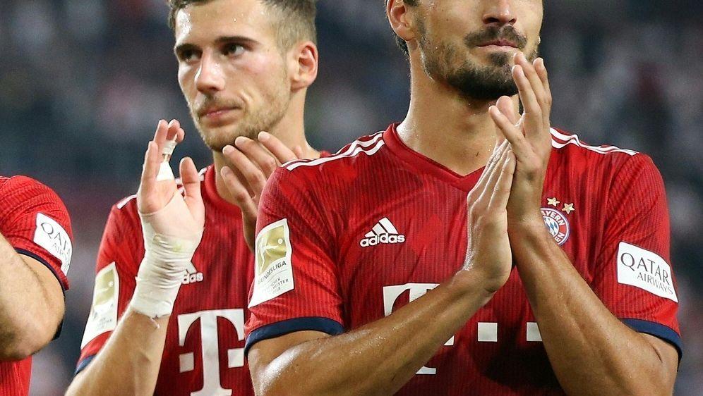 Goretzka und Hummels fallen gegen Leverkusen aus - Bildquelle: FIROFIROSID