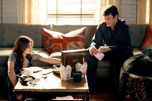 Castle - Nachdem Beckett (Stana Katic) vom aktuellen Fall abgezogen wurde, be...