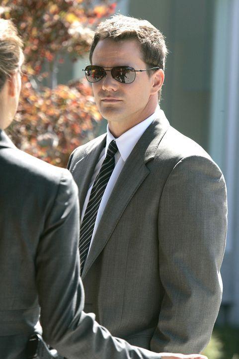 Ermittelt in einem neuen schwierigen Fall: Colby (Dylan Bruno) ... - Bildquelle: Paramount Network Television