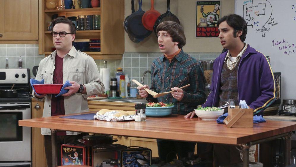 The Big Bang Theory - Die Sheldon-Cooper-Entschuldigungstour ...