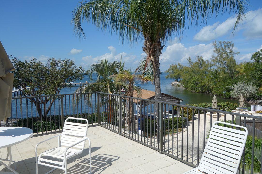 Die Florida Keys sind der Lieblingsort von Andrea und Steve, doch nach Jahren in überteuerten Hotels oder Ferienwohnungen wollen sie jetzt ihr eigen... - Bildquelle: 2014, HGTV/Scripps Networks, LLC. All Rights Reserved.
