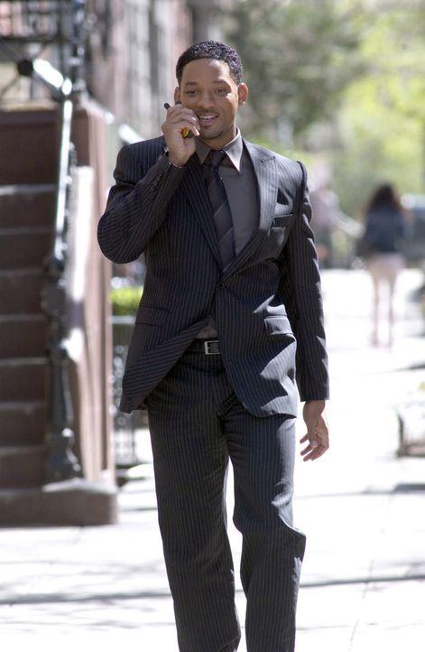 Alex (Will Smith) ist New Yorks erfolgreichster Heiratsvermittler. Sein Erfolgsgeheimnis? Er weiß genau was Frauen wollen ... - Bildquelle: Sony Pictures Television International. All Rights Reserved.