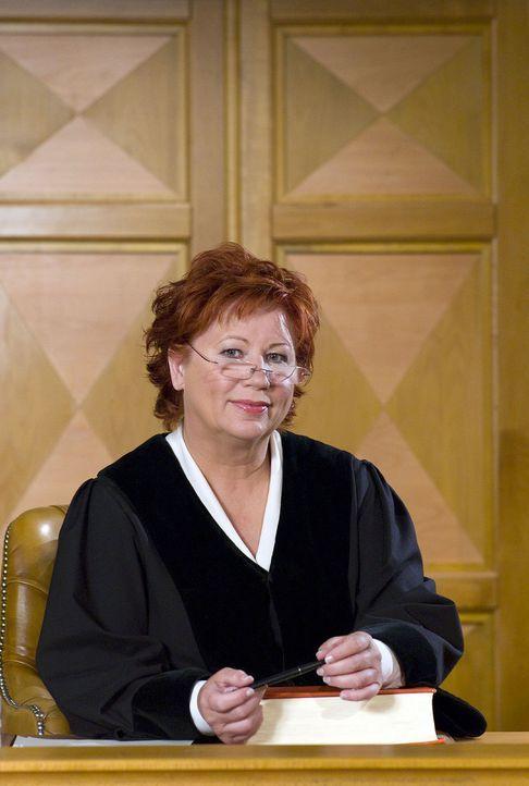 Richterin Barbara Salesch - Bildquelle: Stefan Menne Sat.1