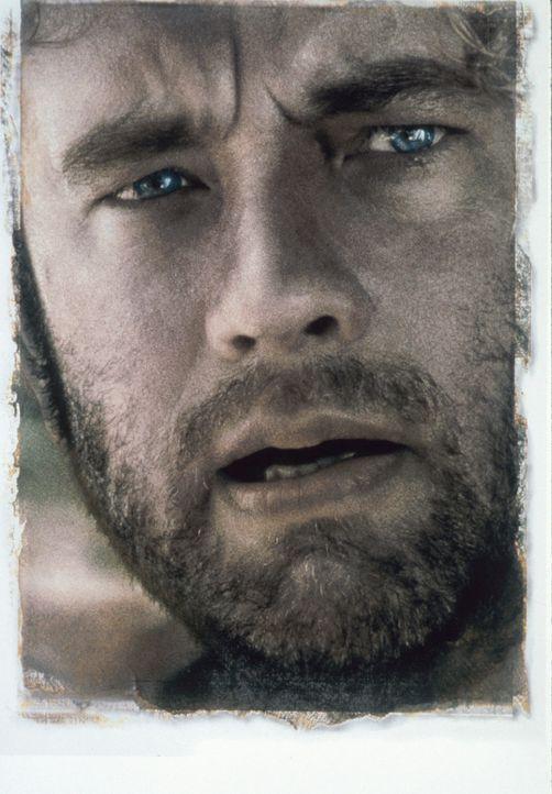 Cast Away - Verschollen: Am Ende der Welt fängt Chuck Nolands (Tom Hanks) Odyssee erst an ... - Bildquelle: 2001 Twentieth Century Fox Film Corporation and Dreamworks LLC. All rights reserved