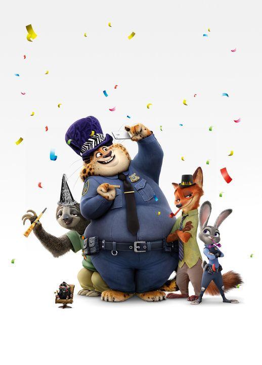 Die Partytiere wissen, wie man feiert. Kann man nur hoffen, dass sie am Ende auch einen Grund dazu haben ... - Bildquelle: 2015 Disney. All Rights Reserved.