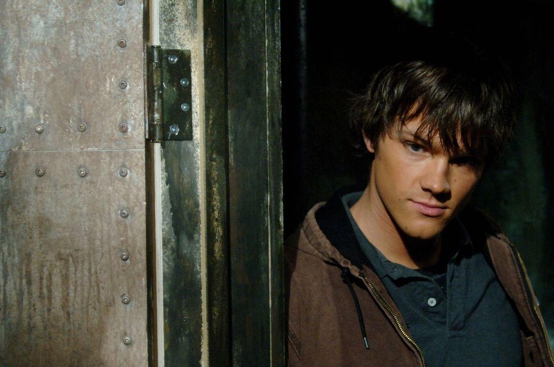 Während Sam (Jared Padalecki) und Dean die Hintergründe des Verschwindens von vier Collegestudenten untersuchen, bringen sie die Geister der gequält... - Bildquelle: Warner Bros. Television