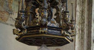 Das Taufkleid der Christen wurde bis zum Weißen Sonntag getragen.