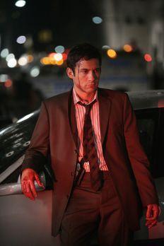 Without a Trace - Zum Glück wurde Danny Taylor (Enrique Murciano) beim Überfa...