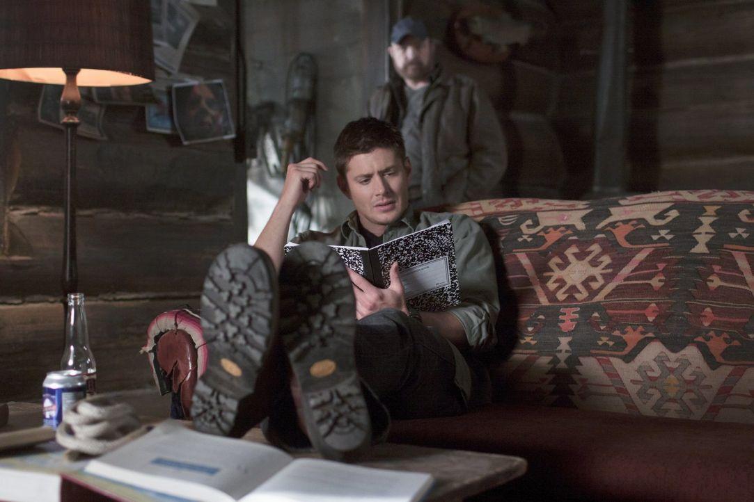 Zusammen mit seinem Bruder muss Dean (Jensen Ackles) es mit Vampiren aufnehmen. Der Kampf zweier übernatürlicher Kräfte beginnt ... - Bildquelle: Warner Bros. Television