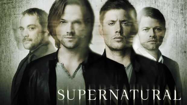 (11. Staffel) -  Supernatural -  Artwork © 2014 Warner Brothers