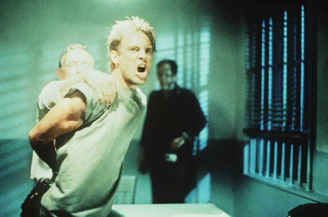 Auch Kylie (Michael Biehn) kommt aus der Zukunft, aber um Leben zu retten ... - Bildquelle: Orion Pictures Corporation