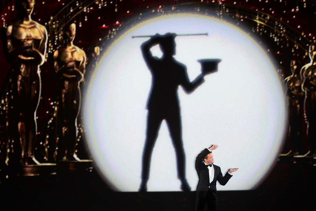 Oscar-150222-Show-getty-AFP (9) - Bildquelle: AFP PHOTO / Robyn BECK