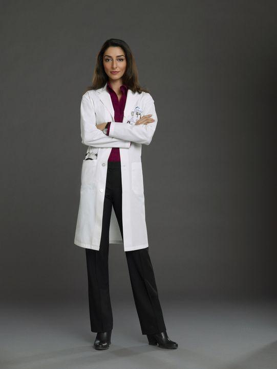 (1. Staffel) - Inspiriert die jungen Assistenzärzte und schüchtert sie gleichermaßen ein: Gina Beckett (Necar Zadegan) ... - Bildquelle: 2012 The CW Network, LLC. All rights reserved.