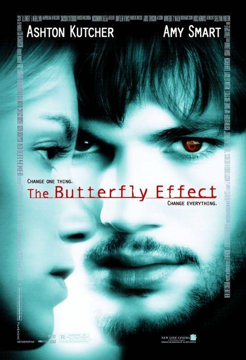 The Butterfly Effect - Plakatmotiv - Bildquelle: Warner Brothers
