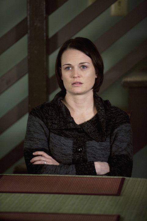 Musste mit ansehen, wie ihr Mann in einer Kirche umgebracht wurde: Meg Collins (Sprague Grayden) ... - Bildquelle: Touchstone Television